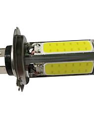 Недорогие -H7 Автомобиль Лампы 35W COB 1600lm Светодиодная лампа Противотуманные фары