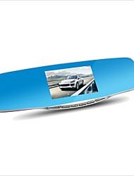 Недорогие -D860 1080p Автомобильный видеорегистратор 170° Широкий угол 4.3 дюймовый Капюшон с G-Sensor / Режим парковки / Обноружение движения Нет Автомобильный рекордер / Циклическая запись / Фотография