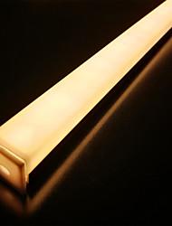 levne -zdm® 1pc 100cm 180 stupňů trilaterálně luminiscenční 5730 vysoká jasová LED barva s vysokým osvětlením v nákupních centrech a kancelářích dc12v
