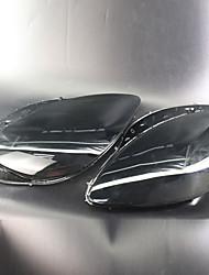 Недорогие -Factory OEM 2pcs Автомобиль Автомобильные световые чехлы Деловые Новый дизайн для Головной свет Назначение Corvette 2005 / 2006 / 2007
