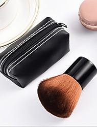 Недорогие -1шт Кисти для макияжа профессиональный Кисть для румян Синтетические волосы синтетический Пластик