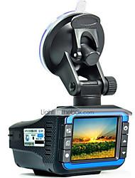 Недорогие -VGR-33 720p 1080p Автомобильный видеорегистратор 120° / 140° Широкий угол 12.0 Мп КМОП 2 дюймовый Капюшон с Обноружение движения Автомобильный рекордер
