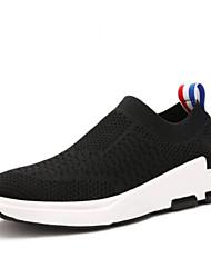 お買い得  -男の子 / 女の子 靴 メッシュ 秋 コンフォートシューズ アスレチック・シューズ のために 子供 ブラック / レッド / ブルー
