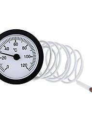 Χαμηλού Κόστους -TS-W53 Αδιάβροχη / Φορητά Θερμόμετρο 0-120°C Η ζωή στο σπίτι