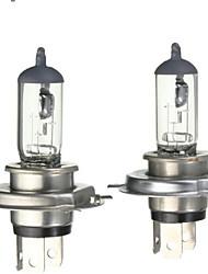 Недорогие -2pcs H4 Автомобиль Лампы 55 W Галогенная лампа Налобный фонарь Назначение Универсальный / Volkswagen / Toyota Laser / Все модели / E61 Все года