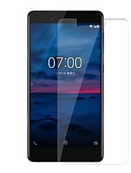 Недорогие -NokiaScreen ProtectorNokia 7 Уровень защиты 9H Защитная пленка для экрана 1 ед. Закаленное стекло