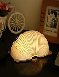 Недорогие -1шт LED Night Light RGB + белый Для детей / Мультипликация / Очаровательный