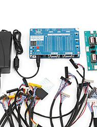Недорогие -7-84 дюймов lvds экран жк-светодиодные панели тестер экрана для телевизора ремонт портативного компьютера