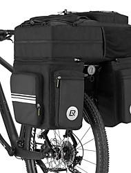 Недорогие -ROCKBROS 48 L Сумка на багажник велосипеда / Сумка на бока багажника велосипеда Регулируется Большая вместимость Водонепроницаемость Велосумка/бардачок Нейлон Велосумка/бардачок Велосумка