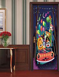 halpa -Koriste-seinätarrat - Lentokone-seinätarrat Muodot / Holiday Olohuone / Makuuhuone