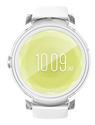 baratos -TicWatch WE11098 Relógio inteligente Android iOS Reformado Bluetooth WIFI satélite Esportivo Impermeável Tela de toque Suspensão Longa Temporizador Cronómetro Podômetro Aviso de Chamada Lembrete