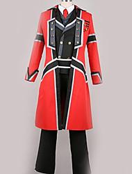 Недорогие -Вдохновлен Косплей Ace Аниме Косплэй костюмы Косплей Костюмы Современный стиль Пальто / Жилетка / Блузка Назначение Муж. / Жен.