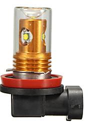 Недорогие -H8 20 Вт чип светодиодные противотуманные вождения дрл свет лампы ксеноновые лампы белого света 1500 лм
