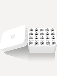 Недорогие -xiaodong 20 в 1 многофункциональный винт биты коробка электрические винты комплект для электрической отвертки