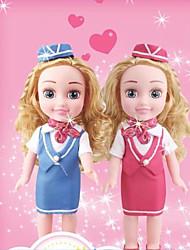 저렴한 -패션 인형 여아 18 인치 실리콘 - Smart 살아 있는 것 같은 아동 아이의 남여 공용 장난감 선물