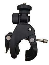 お買い得  -Handlebar Mount スポーツ / 持ち運びが容易 / 便利 ために アクションカメラ フリーサイズ ロードバイク / レクリエーションサイクリング メタリック / プラスチック - 1 pcs