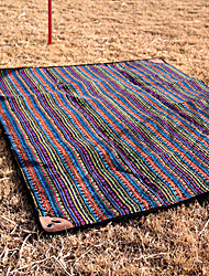 Недорогие -Пикник Одеяло на открытом воздухе Все сезоны Компактность Пригодно для носки Полностью водонепроницаемый Терилен Походы Альпинизм Пикник