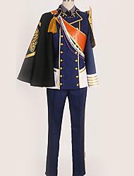 ieftine -Inspirat de Touken Ranbu Cosplay Anime Costume Cosplay Costume Cosplay Design Special Geacă / Vârf / Pantaloni Pentru Bărbați / Pentru femei