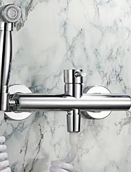 economico -Bidet rubinetto Moderno Installazione a parete Fantastico Valvola in ceramica Galvanizzato