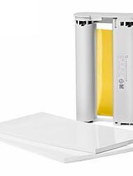 Недорогие -xiaomi фотобумага 40 шт. и замена ленты для xiaomi mijia домашний фотопринтер