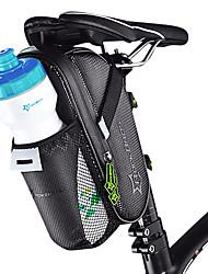 Недорогие -ROCKBROS Сумка на бока багажника велосипеда Пригодно для носки Простота установки Велосумка/бардачок Углеродное волокно Велосумка/бардачок Велосумка Велосипедный спорт Велосипедный спорт / Велоспорт