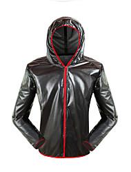 Недорогие -мотоцикл водонепроницаемый унисекс гоночный плащ ультра тонкий дышащий портативный костюм для одежды