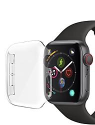Недорогие -Кейс для Назначение Apple Apple Watch Series 4 / Apple Watch Series 3 / Apple Watch Series 2 пластик Apple