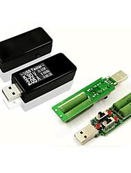 Недорогие -USB Tester Digital DC Другие измерительные приборы 3.33V ~ 33.0 V Удобный / Измерительный прибор / Обнаружение потенциала тока и напряжения
