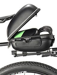 Недорогие -ROCKBROS Сумка на бока багажника велосипеда Сумки на багажник велосипеда Отражение Большая вместимость Водонепроницаемость Велосумка/бардачок Этиленвинилацетат Алюминиевый сплав Велосумка/бардачок