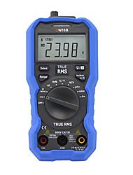 Недорогие -owon ow16b подсветка жк-мультиметр ncv переменный / постоянный вольтметр амперметр true rms диод сопротивление непрерывности частоты тестер