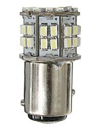 Недорогие -bay15d 1157 белый автомобиль стоп-сигнал стоп-сигнал 50 smd светодиодные лампы 12v