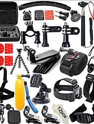 お買い得  -セット キット / マルチファンクション ために アクションカメラ フリーサイズ カジュアル / 戸外運動 / 日常使用 ステンレス / PC / EVA - 1 pcs