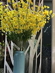 levne -Umělé květiny 1 Větev Klasické stylové minimalistický styl Věčné květy Květina na stůl