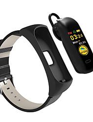 Недорогие -Indear C15 Умный браслет Android iOS Bluetooth Smart Спорт Водонепроницаемый Пульсомер Педометр Напоминание о звонке Датчик для отслеживания активности Датчик для отслеживания сна Сидячий Напоминание