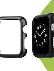 Недорогие -Кейс для Назначение Apple Apple Watch Series 4/3/2/1 Сплав Apple
