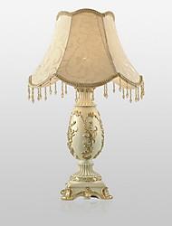 billige -Moderne Moderne Dekorativ Bordlampe Til Soveværelse Harpiks 220 V