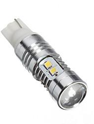 Недорогие -1 шт. T10 Автомобиль Лампы 10 W SMD LED / SMD 2323 360 lm 10 Светодиодная лампа Внутреннее освещение / Боковые габаритные огни Назначение Все года