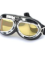 Недорогие -Универсальные Очки для мотоциклов Спорт С защитой от ветра / Защита от пыли / Ударопрочность ABS + PC / микрофибры Губка