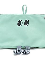 Недорогие -Мальчики / Девочки Мешки холст рюкзак Молнии Зеленый / Черный / Розовый