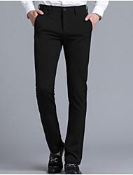 זול -בגדי ריקוד גברים בסיסי חליפות מכנסיים אחיד