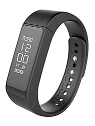 abordables -I5 PLUS Pulsera inteligente Android iOS Bluetooth Smart Deportes Impermeable Calorías Quemadas Podómetro Seguimiento de Actividad Seguimiento del Sueño Recordatorio sedentaria Encontrar Mi Dispositivo
