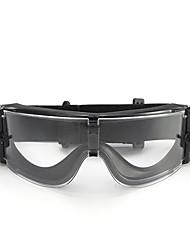 levne -Unisex Motocyklové brýle Sportovní Větruvzdorné / Protiskluzový / Odolné vůči prachu PC