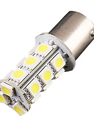 Недорогие -1156 ba15s 5050 18smd автомобиль белый светодиодный задний ход повернуть лампочку