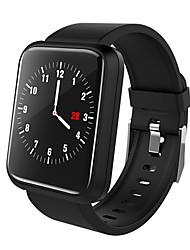 Недорогие -Sport3 Мужчины Смарт Часы Android iOS Bluetooth Smart Спорт Водонепроницаемый Пульсомер Измерение кровяного давления / Сенсорный экран / Израсходовано калорий / Длительное время ожидания / Секундомер