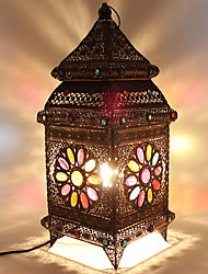 povoljno -Suvremena suvremena Ukrasno Stolna lampa Za Spavaća soba Metal 220V