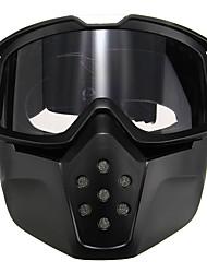 levne -Obličejová maska Dospělí Unisex Moto přilba Snadné oblékání / Odolné
