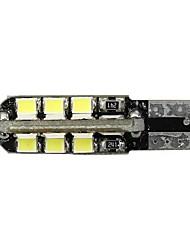 Недорогие -T10 3528 24smd светодиодный w5w белый светодиодный автомобиль инструмент боковой ширины лампочки лампы