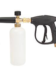 """Недорогие -1 шт. Высокопрочный пластик Пистолет высокого давления Прочный Зонт+Лейка душа """"Дождь"""" 31.5 cm"""