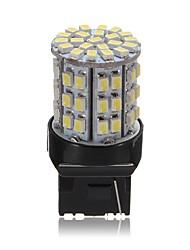 Недорогие -1pcs T20 (7440,7443) Автомобиль Лампы 6 W SMD 3020 14 lm 64 Светодиодная лампа Лампа поворотного сигнала / Боковые габаритные огни / Фонари заднего хода (резервные) Назначение Все года