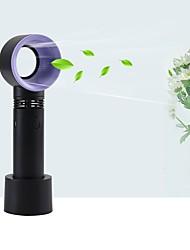 Недорогие -BRELONG® Мини вентиляторы Воздушный Жест Прост в применении Пластик Включение / выключение